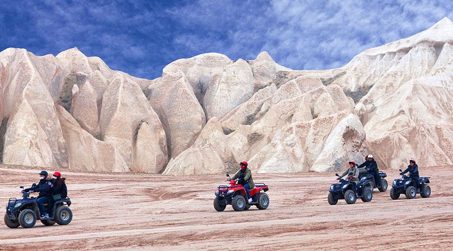 2 Hour ATV Tours Cappadocia
