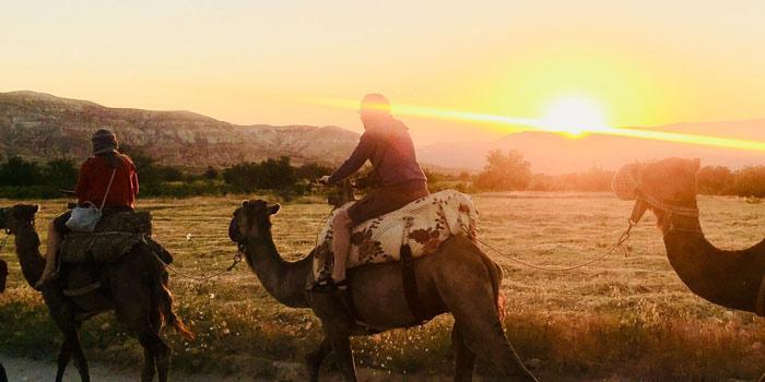 Cappadocia Camel Safari Tour