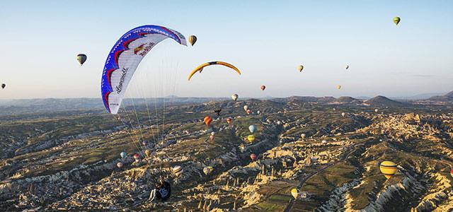 Cappadocia Tandem Paragliding