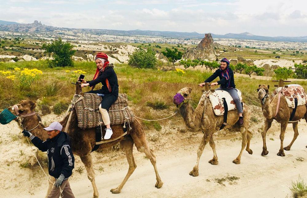 cappadocia camel safari tour price
