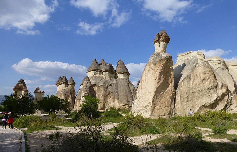 cappadocia daily red tour