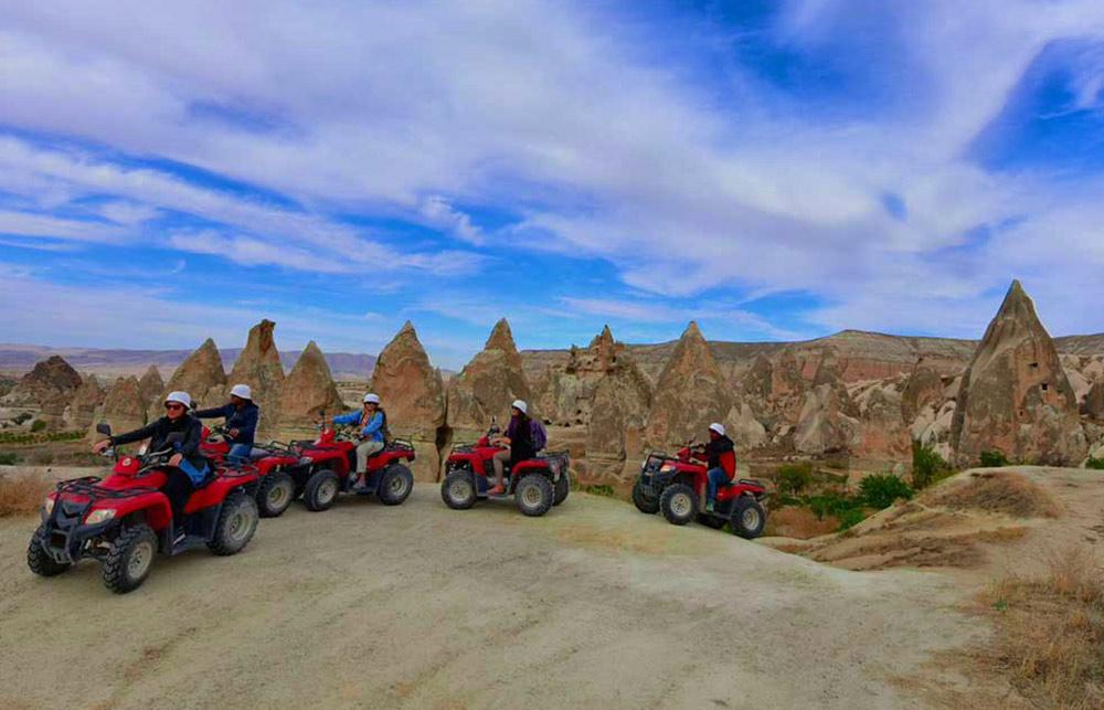 cappadocia atv tours