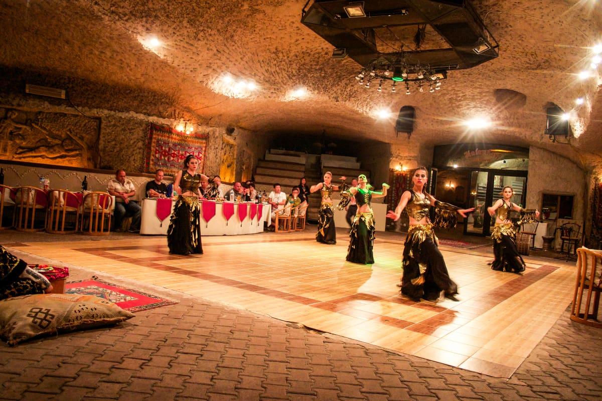 cappadocia turkish night show price