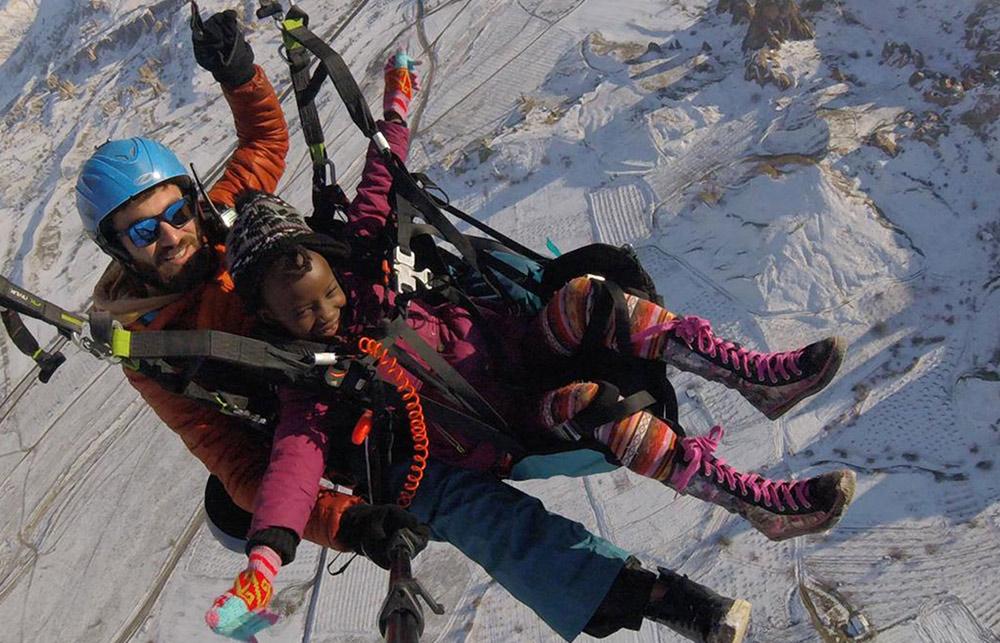 cappadocia paragliding price