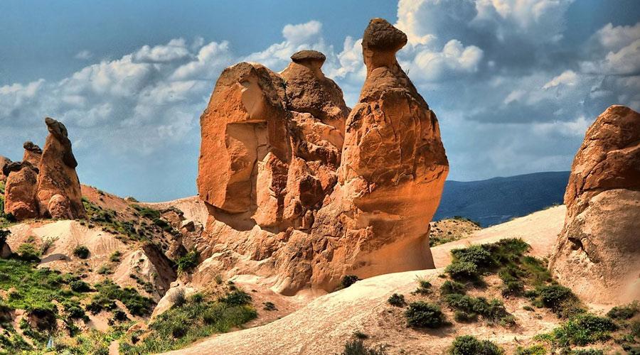 Full Day Cappadocia Red Tour