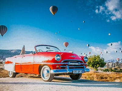 cappadocia classic car tours